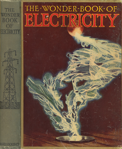 The cover of my favourite book on Electricity