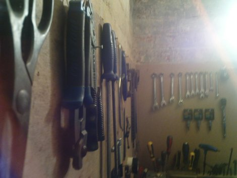 Tools in John\'s Workshop