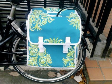 Some beautiful panniers that I spotted in London