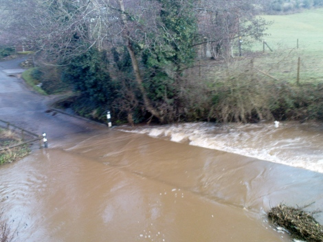 The Ford at Wellow