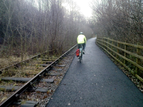 Colliers Way cycle path