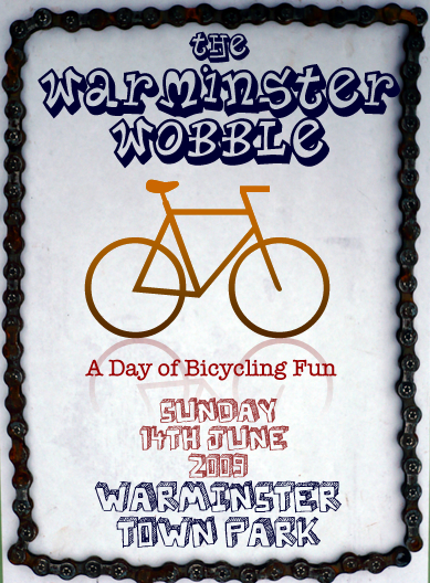 Poster for the warminster wobble 2009