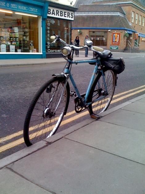 Nice Roadster on Fisgertons Street, Salisbury.