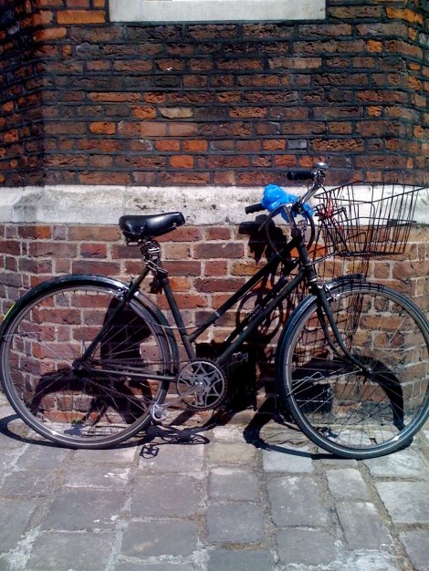 Does anyone know which vintage Raleigh bike Yalda rides?