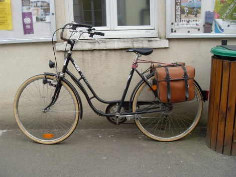 Nice French bike