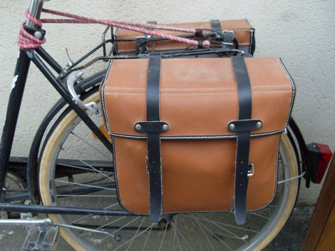 Splendid French Panniers
