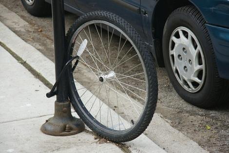 Wheel sans bike :-(